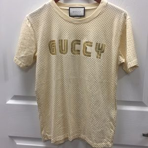 Guccl Cotton T-shirt
